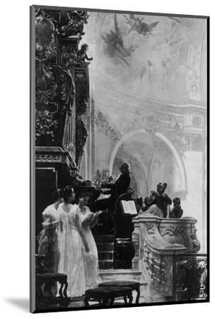 'Gloria in Excelsis', c1890, (1911)-Unknown-Mounted Photographic Print