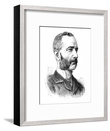 'Colonel Deane', c1880-Unknown-Framed Giclee Print