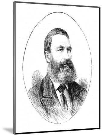 'P. J. Joubert, Commandant-General of the Boer Forces', c1881-Unknown-Mounted Giclee Print