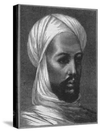 'The Mahdi', c1885-Unknown-Stretched Canvas Print