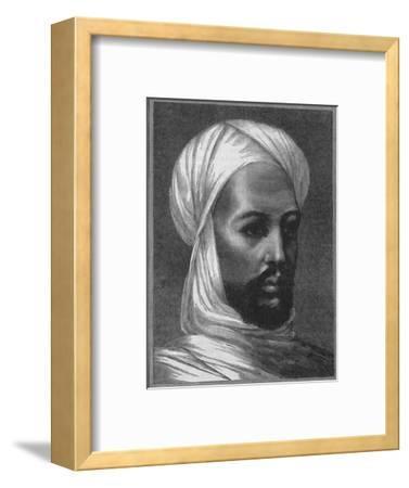 'The Mahdi', c1885-Unknown-Framed Giclee Print