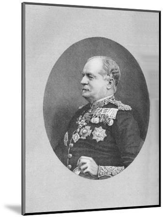 'Sir Herbert Macpherson', c1882-Unknown-Mounted Giclee Print
