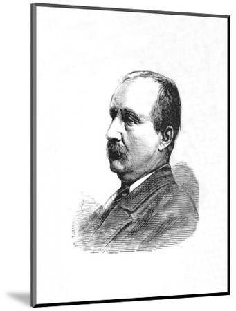 'The Hon. J. C. Dormer, Deputy-Adjutant-General', c1882-85-Unknown-Mounted Giclee Print