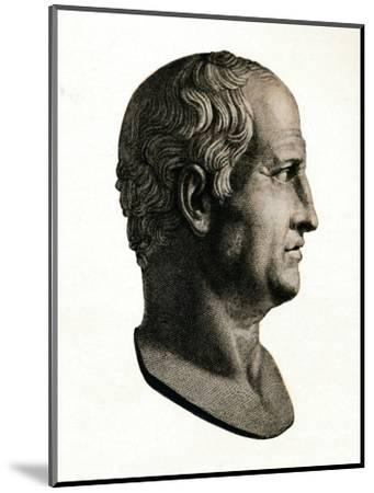'Cicero the Roman Consul', c1900, (1912)-Unknown-Mounted Giclee Print