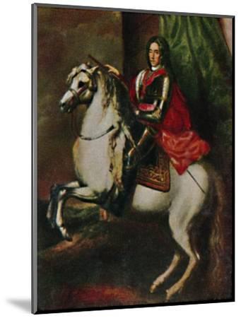 'Prinz Eugen von Savoyen 1663-1736', 1934-Unknown-Mounted Giclee Print