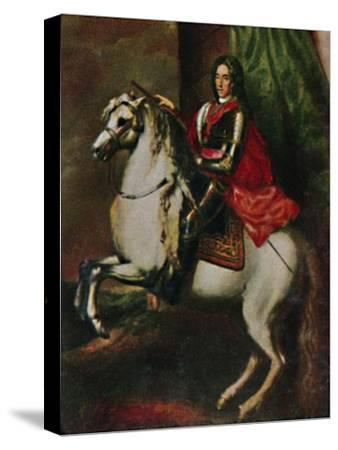 'Prinz Eugen von Savoyen 1663-1736', 1934-Unknown-Stretched Canvas Print