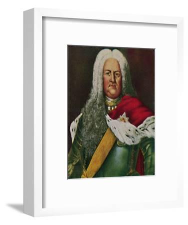 'Prinz von Homburg 1633-1708', 1934-Unknown-Framed Giclee Print