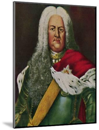 'Prinz von Homburg 1633-1708', 1934-Unknown-Mounted Giclee Print