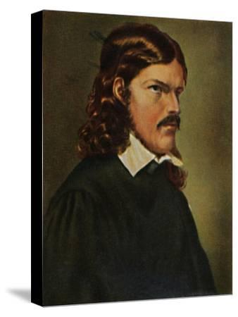 'Friedrich Rückert 1788-1866', 1934-Unknown-Stretched Canvas Print
