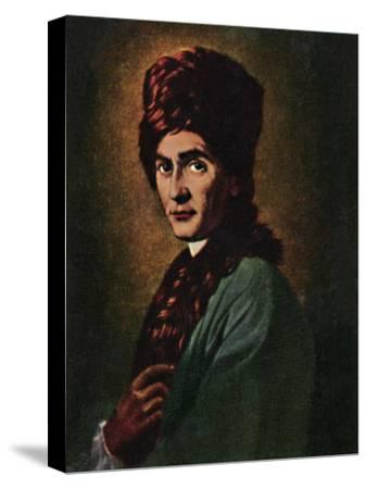 'Jean Jacques Rousseau 1712-1778', 1934-Unknown-Stretched Canvas Print