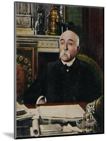 'Clemenceau 1841-1929', 1934-Unknown-Mounted Giclee Print