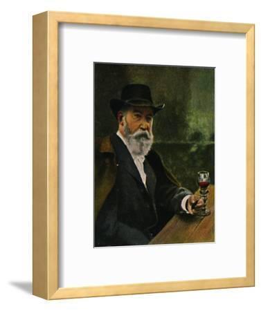 'Wilhelm Busch 1832-1908', 1934-Unknown-Framed Giclee Print