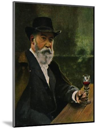 'Wilhelm Busch 1832-1908', 1934-Unknown-Mounted Giclee Print