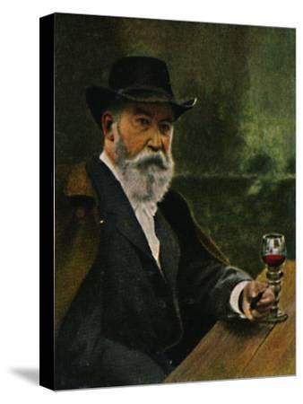'Wilhelm Busch 1832-1908', 1934-Unknown-Stretched Canvas Print