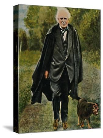 'Lloyd George - Geb. 1863', 1934-Unknown-Stretched Canvas Print