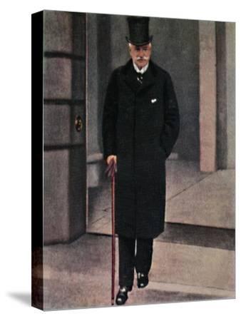 'Fürst Bülow 1849-1929', 1934-Unknown-Stretched Canvas Print