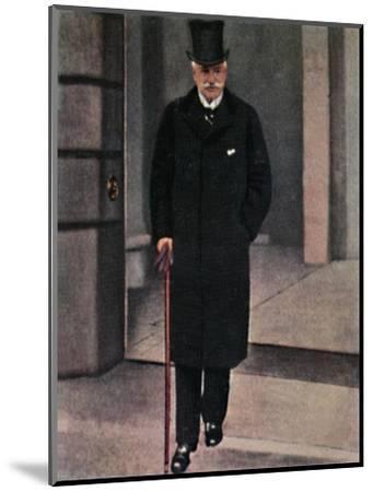 'Fürst Bülow 1849-1929', 1934-Unknown-Mounted Giclee Print