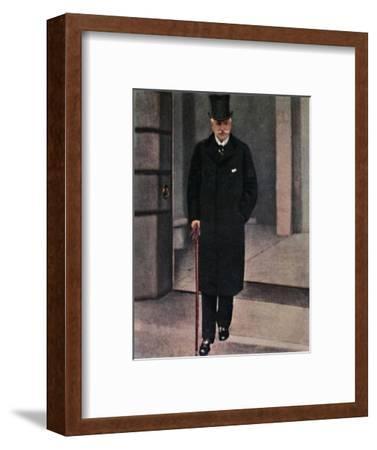 'Fürst Bülow 1849-1929', 1934-Unknown-Framed Giclee Print