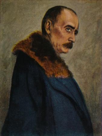 'Fürst Chlodwig zu Hohenlohe 1819-1901', 1934-Unknown-Framed Giclee Print