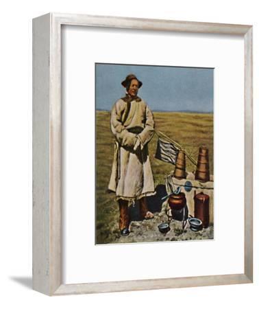 'Sven Hedin - Geb. 1865', 1934-Unknown-Framed Giclee Print