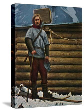 'Fridtjof Nansen 1861-1930', 1934-Unknown-Stretched Canvas Print
