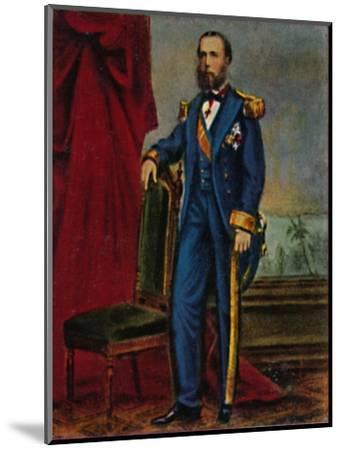 'Kaiser Maximilian von Mexiko 1832-1867', 1934-Unknown-Mounted Giclee Print