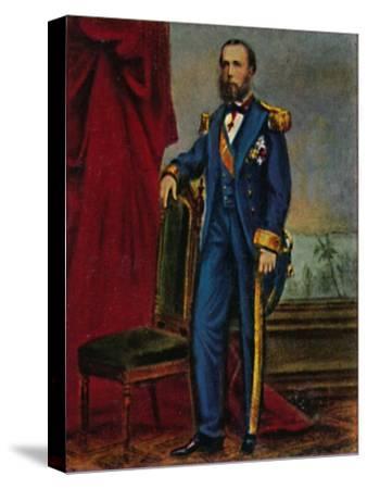 'Kaiser Maximilian von Mexiko 1832-1867', 1934-Unknown-Stretched Canvas Print