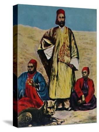 'Gustav Nachtigal 1834-1885', 1934-Unknown-Stretched Canvas Print