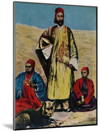 'Gustav Nachtigal 1834-1885', 1934-Unknown-Mounted Giclee Print