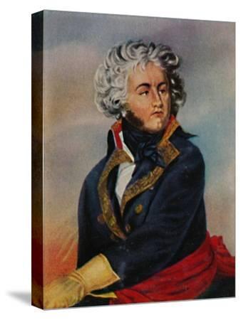 'General Kléber 1753-1800. - Gemälde von Guérin', 1934-Unknown-Stretched Canvas Print