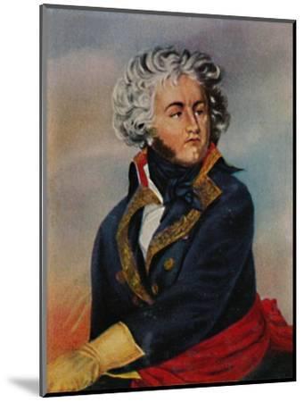 'General Kléber 1753-1800. - Gemälde von Guérin', 1934-Unknown-Mounted Giclee Print