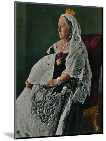 'Königin Viktoria von England 1819-1901', 1934-Unknown-Mounted Giclee Print