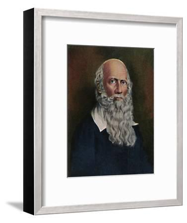 'Turnvater Jahn 1778-1852', 1934-Unknown-Framed Giclee Print