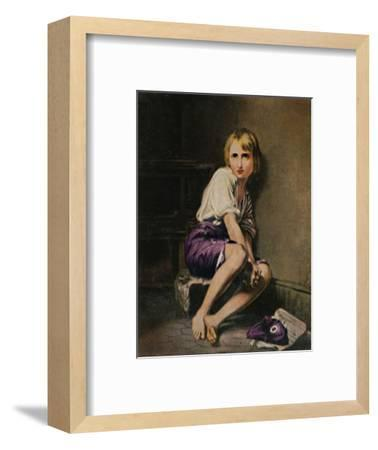 'Ludwig XVII, 1785-1795', 1934-Unknown-Framed Giclee Print