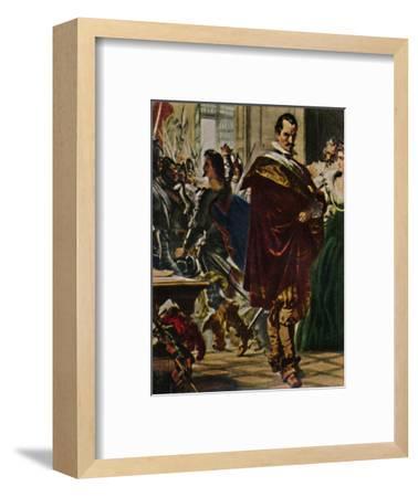'Wallenstein 1583-1634', 1934-Unknown-Framed Giclee Print