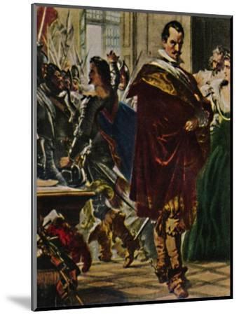 'Wallenstein 1583-1634', 1934-Unknown-Mounted Giclee Print
