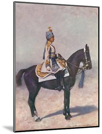 'Of the Imperial Cadet Corps', 1903-Mortimer L Menpes-Mounted Giclee Print