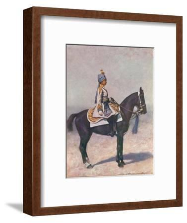 'Of the Imperial Cadet Corps', 1903-Mortimer L Menpes-Framed Giclee Print