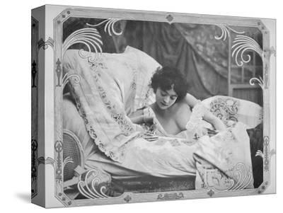 'La Carte Favorable', 1900-Unknown-Stretched Canvas Print