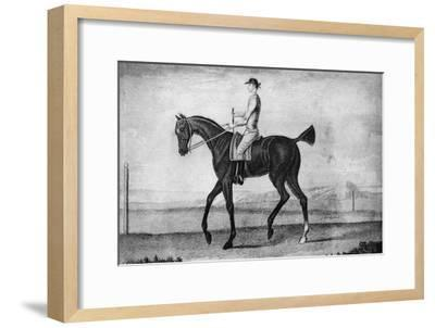 'Little Driver', c1850-1900, (1911)-Unknown-Framed Giclee Print