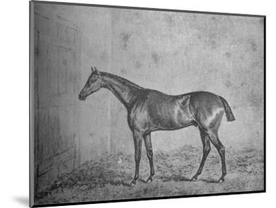 'Frederick', 1826-1837, (1911)-Unknown-Mounted Giclee Print