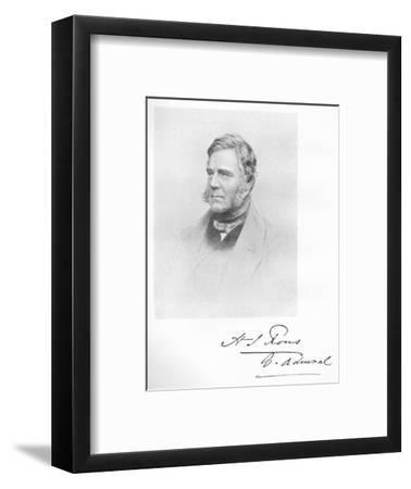 'Admiral Rous', 1911-Unknown-Framed Giclee Print