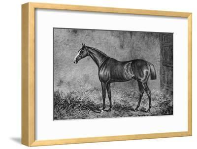 'The Colonel', 1825-1847, (1911)-Unknown-Framed Giclee Print