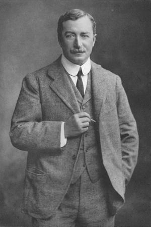 'Capt. Greer', 1911-Unknown-Framed Giclee Print