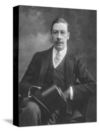'Mr. Noel Fenwick', 1911-Unknown-Stretched Canvas Print