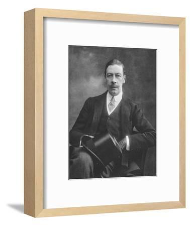 'Mr. Noel Fenwick', 1911-Unknown-Framed Photographic Print