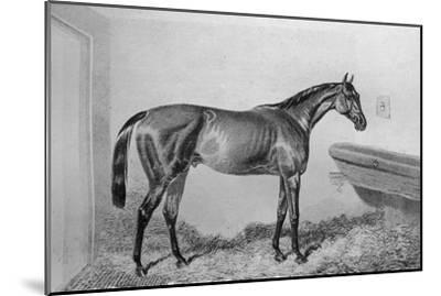 'Saucebox', c1840-1880, (1911)-Unknown-Mounted Giclee Print