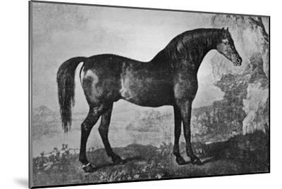 'Marske', 1750-1779, (1911)-Unknown-Mounted Giclee Print