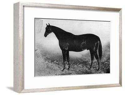 'Hospitality', 19th century, (1911)-Unknown-Framed Giclee Print