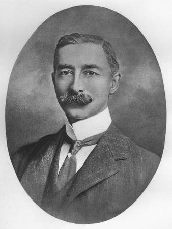 'Col. W. Hall Walker, M.P.', 1911-Unknown-Framed Giclee Print